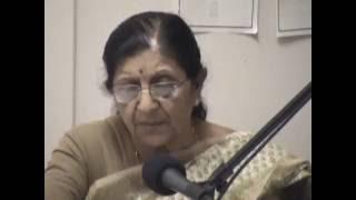 Kankanno Bodh Aatmaani Shodh - Nami Pravajyaa  Part 2 of 4  by Taralaben Doshi at JCOCO 2011