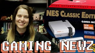 NES Classic Cancels Production | GAMING NEWZ