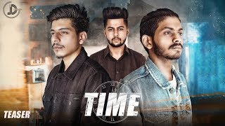 Time - Aiesle Ft. Abraam | Teaser | Akash Deep  | Latest Punjabi Song 2018 | Juke Dock