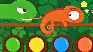 Baby Learn And Have Fun With Animal Habits - Fun Educational Games For Kids
