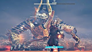 Assassins Creed Origins - All GOD Boss Fights & Best Anubis Outfit   All TRIALS OF GODS