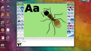 How to Make an Alphabet Book in Tux Paint