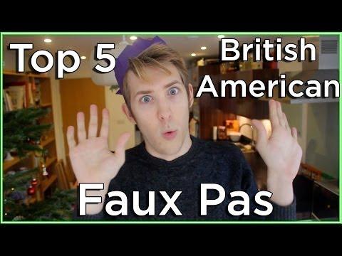 Xxx Mp4 Top 5 Mistakes Americans Make In England Evan Edinger 3gp Sex