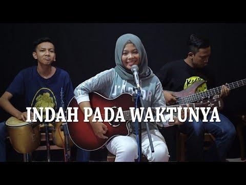 Dewi Persik - Indah Pada Waktunya Cover by Ferachocolatos ft. Gilang & Bala mp3