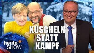 Die Bilanz vom Kanzlerduell 2017 - Merkel vs Schulz | heute-show vom 08.09.2017