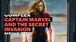 How Captain Marvel and The Secret Invasion Could Change The MCU