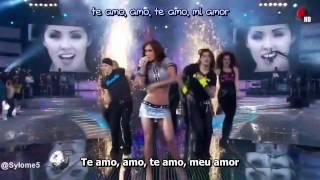 [Live] Anahí - Me Hipnotizas (Legendado PT-BR)