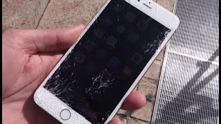 How to: iPhone 6 LCD Front Glass Replacement Removal * EASY *