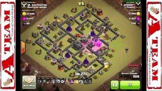 Clash of Clans | GOVAHO TH 9 Advanced Strategy