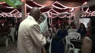 Launda ke nach Suriname Huwelijk Vinesh Lakhi 2102 PART 2