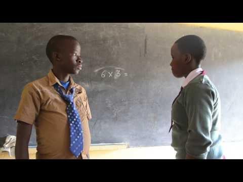 Jennifer - The Girl with the Magic Eyes / One World Secondary School Kilimanjaro Tanzania