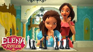 Fix Anything   Music Video   Elena of Avalor   Disney Junior