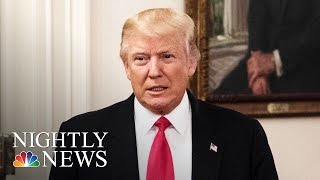 President Donald Trump Proposes $54B Defense Spending Increase | NBC Nightly News