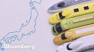 How Japan's Bullet Trains Changed Travel
