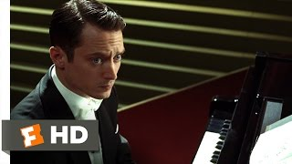Grand Piano (1/8) Movie CLIP - One Wrong Note and You Die (2013) HD