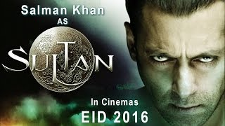 Sultan - Official Trailer 2016    Salman Khan,Anushka Sharma   Releasing EID 2016    HD