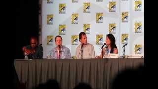 Elementary panel - SDCC 2012