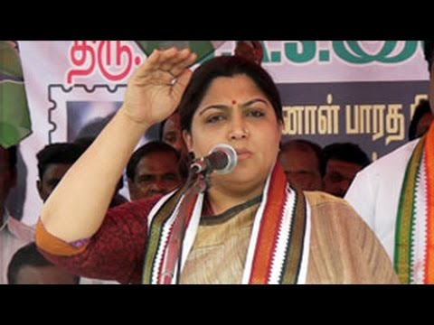 Xxx Mp4 Tamil Actress Kushboo Speech Against BJP 3gp Sex