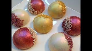 حلوى بدون فرن سهلة وسريعة بشكل مختلف  رووووعة/حلويات العيد 2017