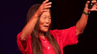 Allow things to unfold and you will find your Purpose in Life.   Peggy Oki   TEDxQueenstown