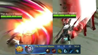 MARTIS PERFECT GAMEPLAY AND SKILLS BUFF | MOBILE LEGENDS