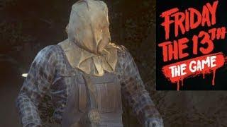 【実況】うわっ…俺の農夫、久しぶり…?【Friday the 13th: The Game】part83