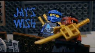 Jay's Wish (A Ninjago Ep  62 Recreation)