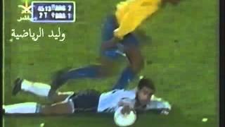 الأرجنتين 2-1 البرازيل تصفيات كأس العالم 2002 م تعليق عربي الجزء السابع