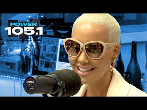 Xxx Mp4 Amber Rose Interview At The Breakfast Club Power 105 1 02 13 2015 3gp Sex