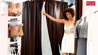 Lingerie Shopping Shopping Is Tough For A Tall Lady | My Giant Life