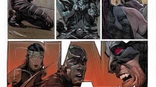 Uncanny Avengers #8: Issue Flashback: Death of Apocalypse Child - Marvel AR