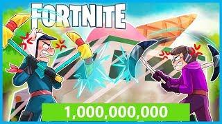 BREAK THE ICE CREAM TRUCK CHALLENGE in Fortnite: Battle Royale! *VERY HARD* (Fortnite Funny Moments)