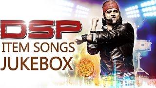 Devi Sri Prasad Special Item Songs || Telugu Songs