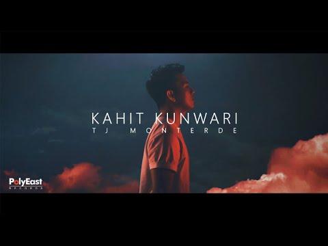 TJ Monterde - Kahit Kunwari (Official Music Video)