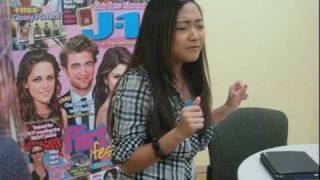 J-14 Exclusive: Charice Performs Justin Bieber Medley