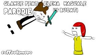 Baga-mil #Parodie |Cover| Glance feat. Elena & Naguale - In bucati)