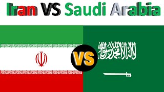 Iran VS Saudi Arabia military power comparison 2018.