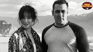 Did Salman Khan Upset Tubelight Co Star Zhu Zhu?   Bollywood News