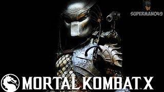 I LOVE THIS CHARACTER SO MUCH! - Mortal Kombat X