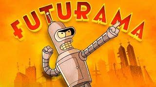 Futurama - The Science of Comedy