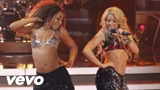 Shakira - Loca (Live Dancing With The Stars)