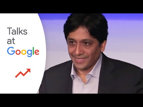Arun Sundararajan The Sharing Economy and the Future of Digital Governance Talks at Google