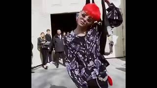 G-Dragon @Chanel Spring/Summer 2018 Fashion show in Paris