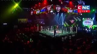 Phan Kron vs Phetchaiyaphum (Thai) CNC Khmer boxing 24/11/2018