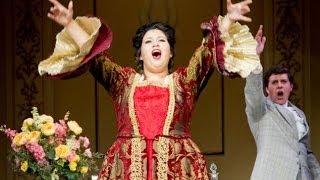 Phantom of the Opera Live- Prima Donna (Act I, Scene 6b)