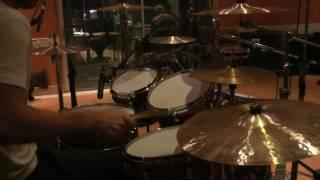 Ska-Punk/Rock drumming in the studio - Ta Ta Tara - The Chekers