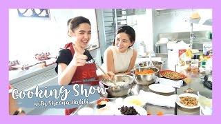 Cooking with Sheena Halili | Andrea B.