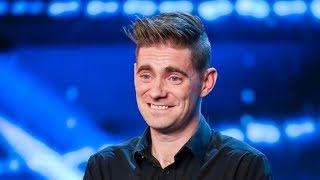 Matt Edwards [Legendado] - Got Talent | Mágico e humorista, Matt recebe o Golden Buzzer.
