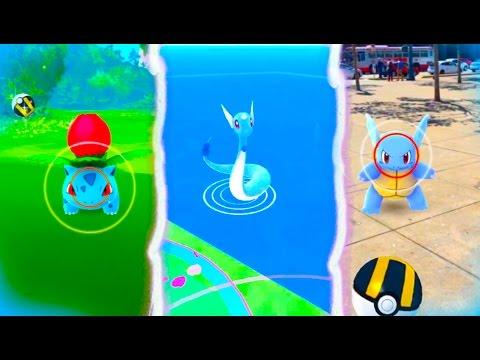 RARE POKEMON SPAWN HUNT Pokemon Go THE LAST GREAT SF ADVENTURE