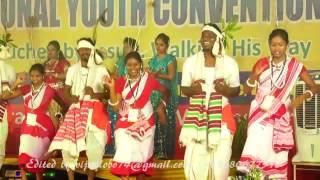 Odisha Region ICYM-NYC 2017 Cultural Programmes from Regions